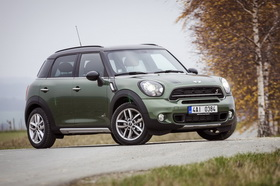 Mini Countryman Cooper SD AT – minimax