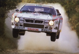 LEGENDY RALLY – Lancia 037 Rally