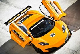 McLaren MP4-12C GT3 – trojice Maců ve Spa24