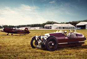 Morgan 3 Wheeler – stíhači na start