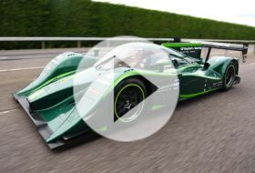Drayson B12/69EV – Chris on cars