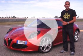 Alfa Romeo 4C – Chris on cars