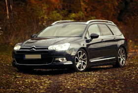 Citroën C5 Tourer 3,0 HDI – test