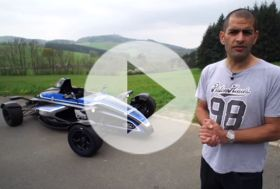 Formula Ford EcoBoost – Chris on cars