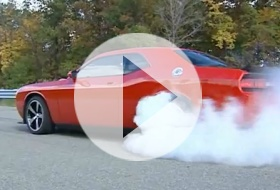 Dodge Challenger SRT10 Concept – video
