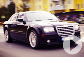 Chrysler 300C SRT8 – test