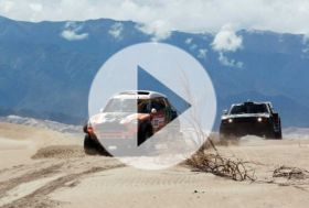 Dakar 2012 – Mini Countryman vs Hummer