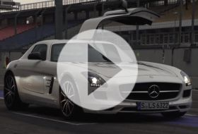 Mercedes SLS GT AMG – Chris on cars