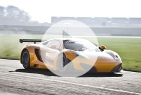 McLaren 12C GT3 – Chris on cars