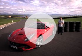 Ferrari F12 – Chris on cars
