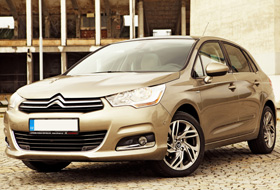 Citroën C4 1,6 VTI 120 Exclusive – Golf a la France