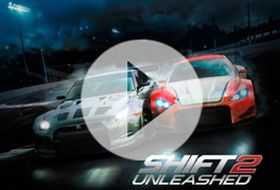 Need For Speed Shift 2 Unleashed – preview video