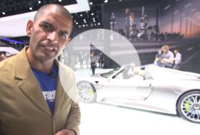 Frankfurt motorshow 2013 – Chris on cars
