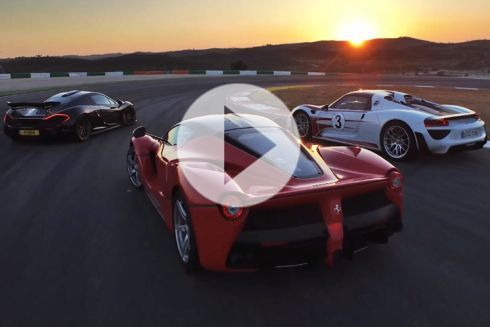 P1 x 918 x LaFerrari – Chris on Cars