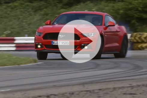 Ford Mustang GT V8 – Chris on Cars