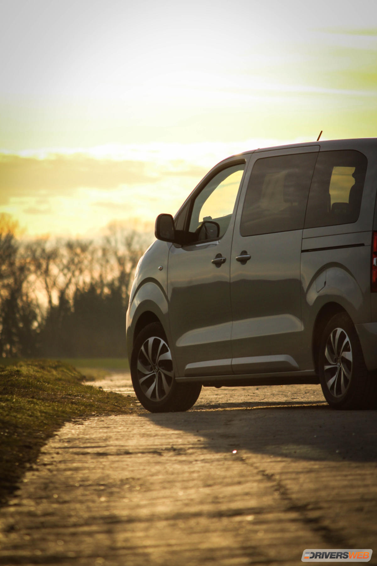 Citroën SpaceTourer 2.0 BlueHDi – daily van