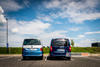 Volkswagen Multivan vs. Citroën SpaceTourer – shuttle battle!